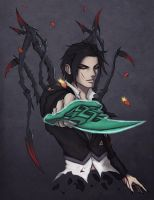 Malice by valefor