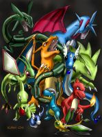 Dragons I have known by NetRaptor