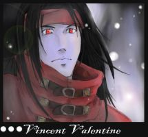 Vincent Valentine for Reen by Azurith
