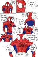 Spidey's Big Day Page 5 by haggith