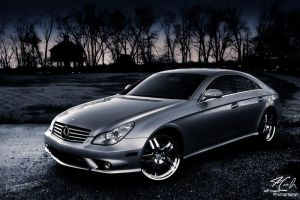 CLS 550 monochrome 3 by jcreech