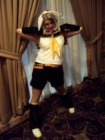 Kagamine Rin by gale583