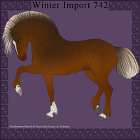 Nordanner Winter Import 742 by DemiWolfe-Stables