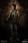 FORGOTTEN Memories - Design (Nathan) by Chris-Darril
