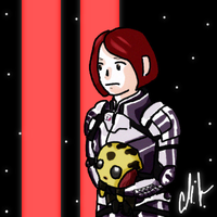 Mags Shepard by Cadeyrn26