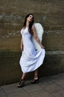 Not so innocent angel stock 50 by Random-Acts-Stock