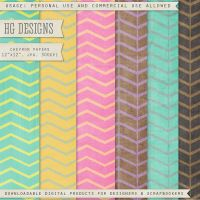 Paper Backgrounds: Chevrons by HGGraphicDesigns