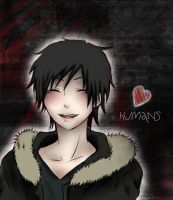 .Izaya - I love humans. by Micatsa