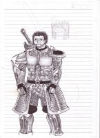 Dude, the ARMOR by 2Unkown2Know