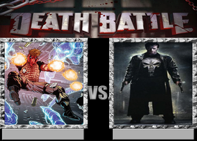 Death Battle! - The Grifter vs The Punisher by Caharvey