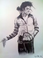 Michael Jackson by Loukya