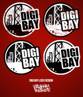 Digi Bay Logo by GrahamPhisherDotCom