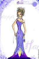 Chic Couture Aquarius by RoseValentineSwan