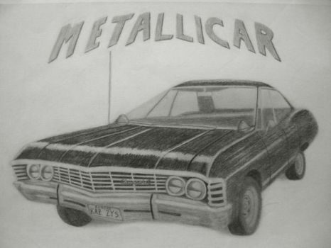 Metallicar by Supernatural28