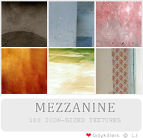Texture Pack - Mezzanine by ego