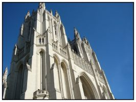 The National Cathedral by kaboomachu