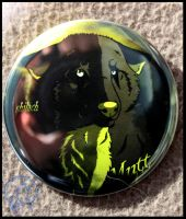 Mutt badge by AzureHowlShilach