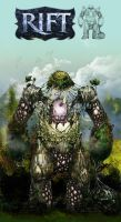 RIFT Colossus life color by 0nesto