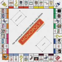 Monopoly: Board Games Edition by LordDavid04