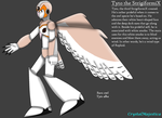 Tyto the StrigiformiX by CrystalMajestica