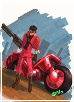 Kaneda by allanced
