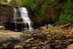 Muddy Creek Falls Evening by LAlight