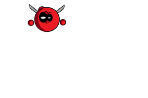 Deadpool Emoticon! by JaymzTheDragon471
