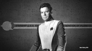 William Shatner Admiral Kirk IV by Dave-Daring