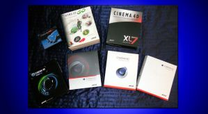 My Cinema 4D Collection 1999 - 2013 by DonMichael71