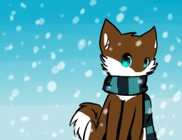 Its still snowing baby!  - Gift by Samooraii