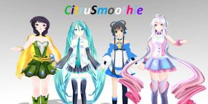 Entry for the CitruSmoothie Header Competition by LegolasGimli