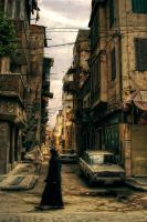 - Alley of the Alexandria - by ldinami7e