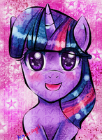 Twilight Sparkle by FaithWalkers