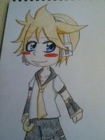 Len Kagamine by sonic-chic1