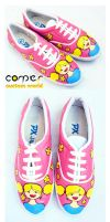 surfer girl shoes by JONY-CAKEP