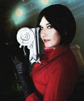Ada Wong Resident Evil 6 Cosplay 2 by CLeigh-Cosplay