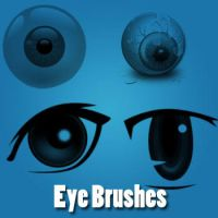 Eye Brushes by remygraphics
