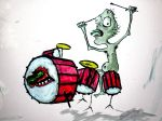drummer by baloo7