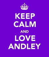 keep calm and love andley by charliegirl123