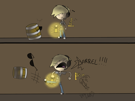 BARREL!!!! by DibFan4LifeX3