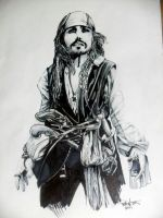 Jack Sparrow by PM-Graphix