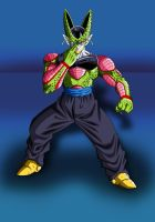 Picula (Piccolo + Cell) by SrMoro