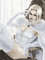 White Queen by Protokitty