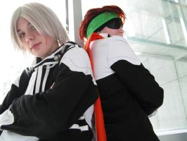 Allen and Lavi by HyperVisionPro