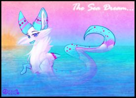 The Sea Dream_+.._ by ThechnoHusky92