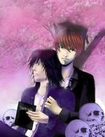DeathNote by ryookibunny