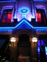 Cafe Neon by photodash