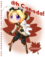 Entry: canadakunfc id contest by roseannepage