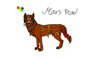 Mary Read Ref by pearlevil