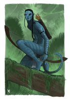 Navi_Avatar by LasloLF